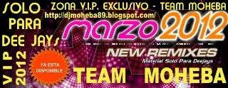 Musica Remix Marzo 2012