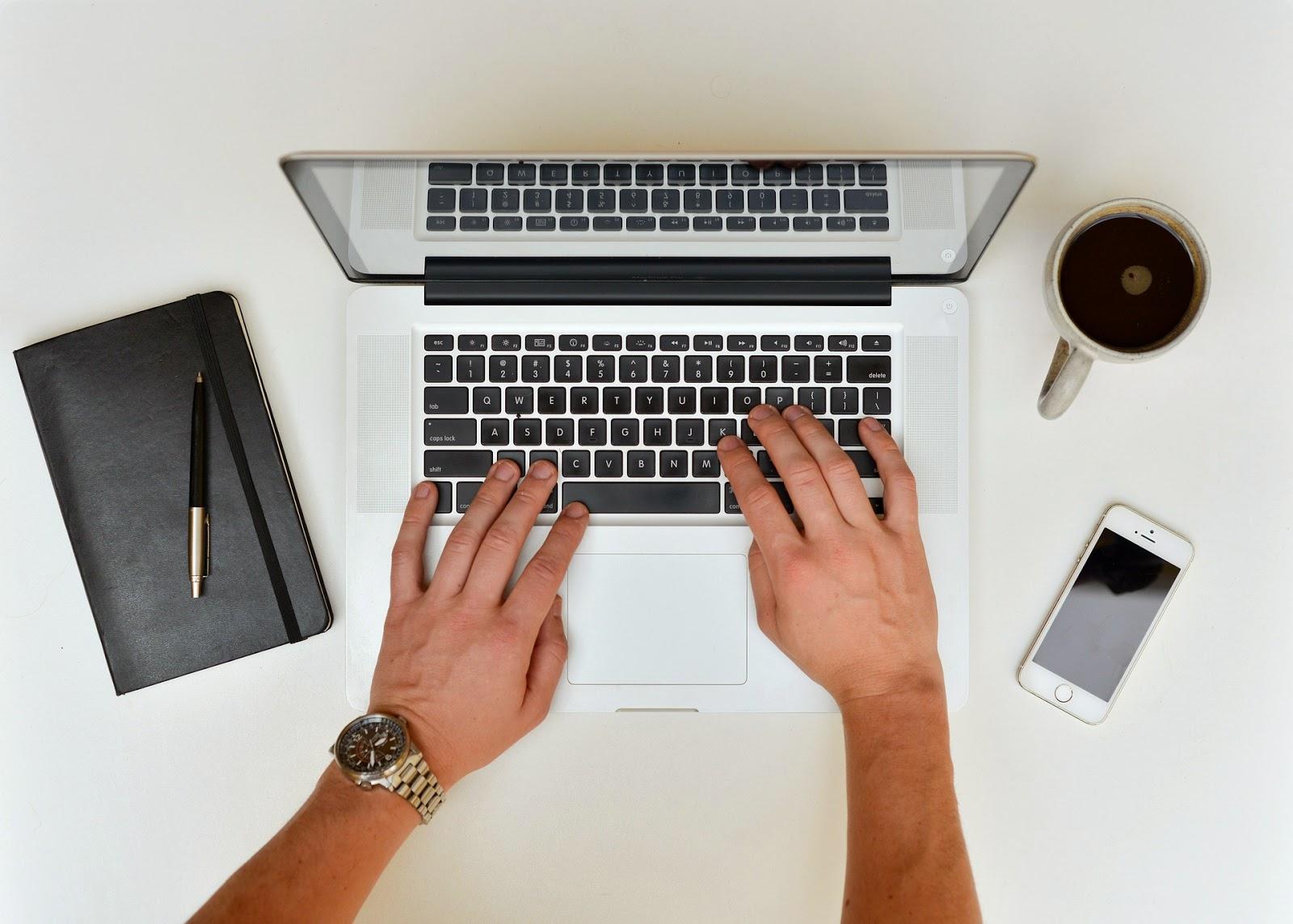 Πώς θα μάθετε πολύ εύκολα δαχτυλογράφηση;