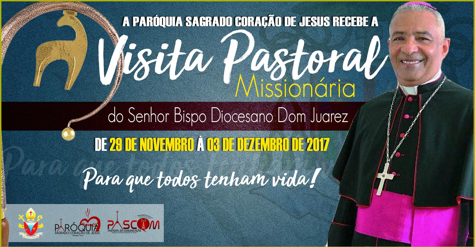 VISITA PASTORAL DE DOM JUAREZ
