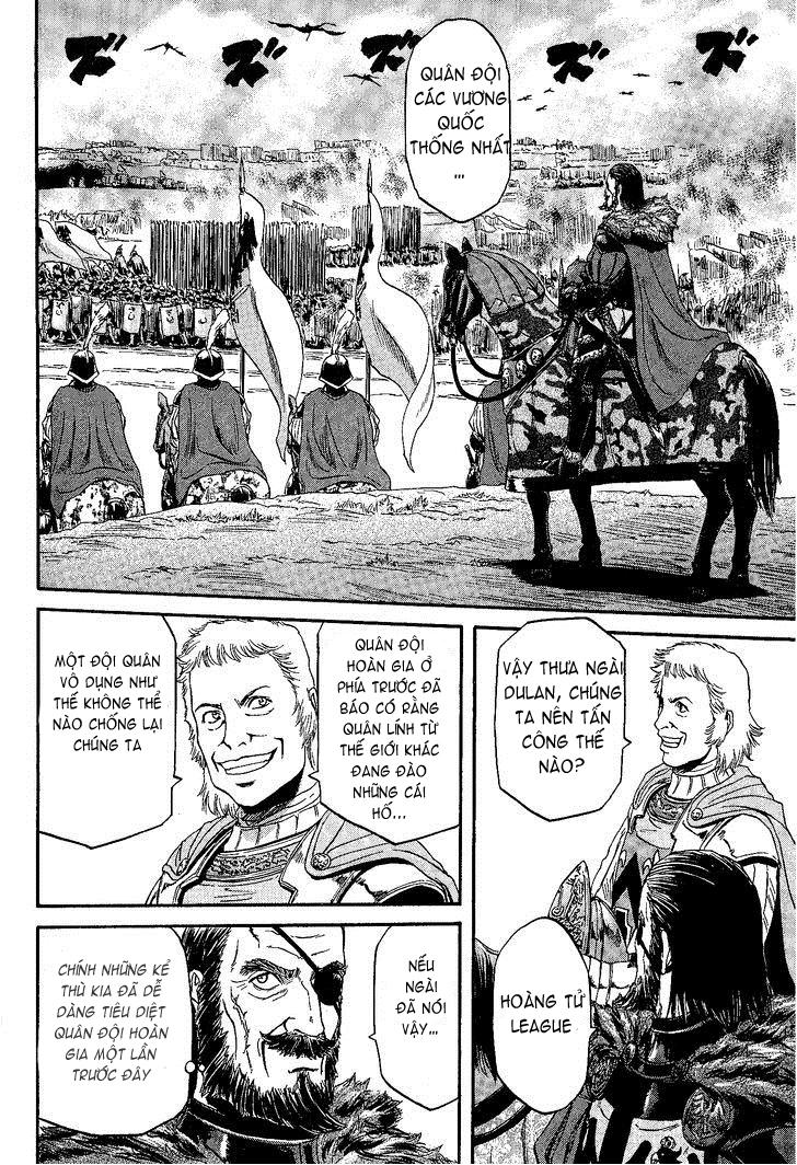 Gate – Jietai Kare no Chi nite, Kaku Tatakeri chap 8 Trang 12 - Mangak.info