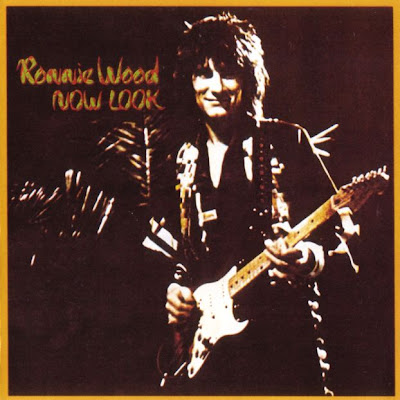 Ron Wood - Now Look 1975 (UK, Hard Blues Rock)