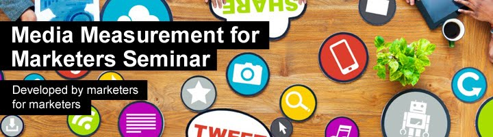 Nov 29 Media Measurement for Marketers
