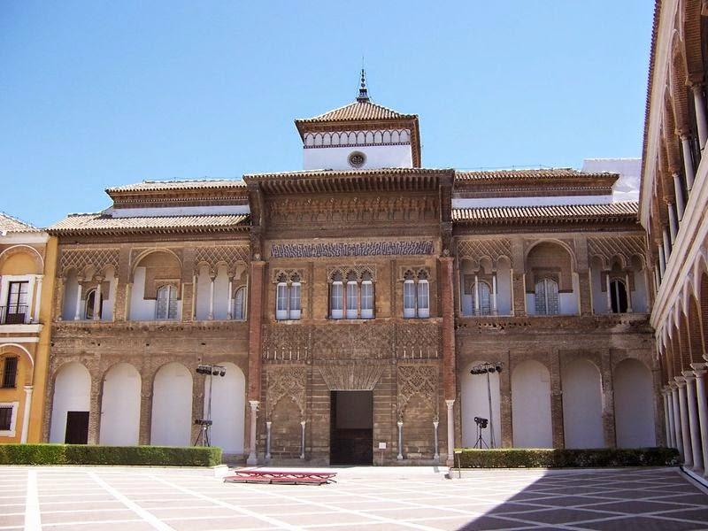 Palacio Pedro I, Alcazar de Sevilla