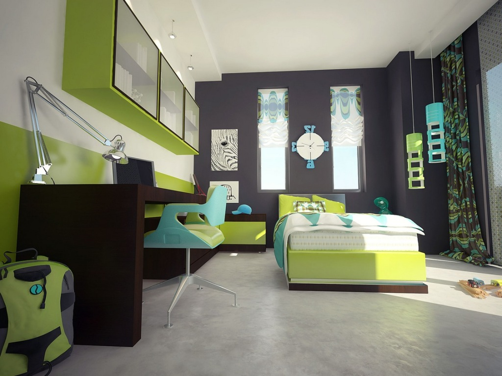 Bedroom ideas for Jugendzimmer modern design