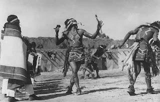 danza de la serpiente hopi