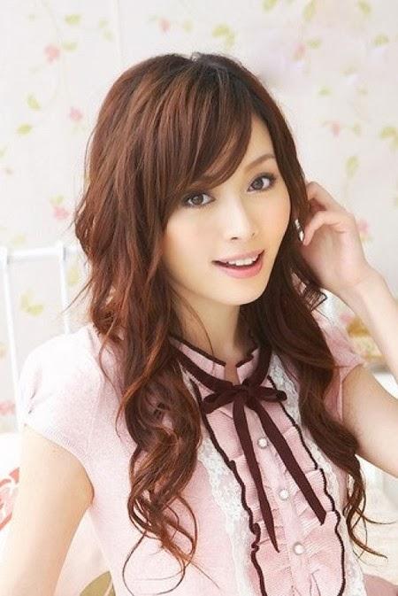 Model Rambut Wanita Jepang Terbaik