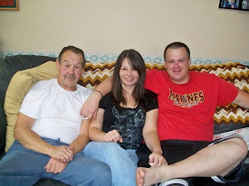 Me, My Daddy, and brother