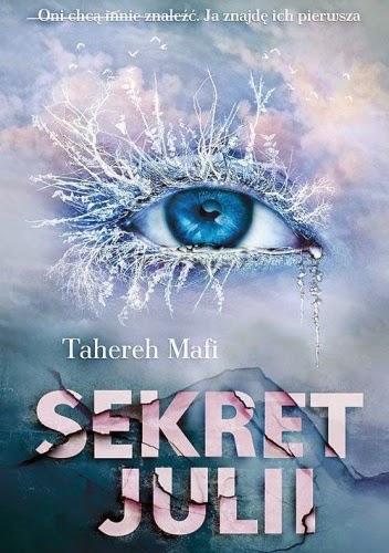 """93. """"Sekret Julii"""" Tahereh Mafi"""