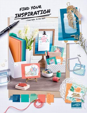 2016-2017 Stampin' Up! Catalog