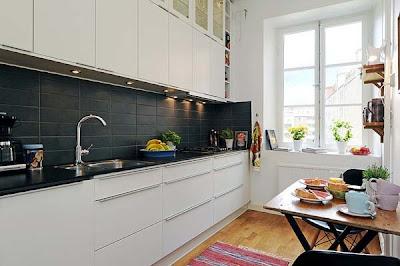 dapur cantik4 30 Ide Desain Dapur yang Cantik dan Menarik