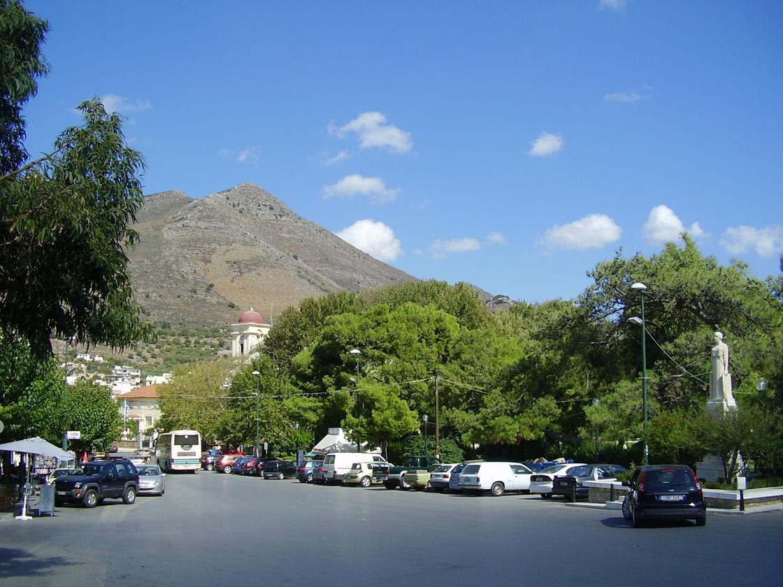Mythoblog mnemosyne - Enorme terras ...