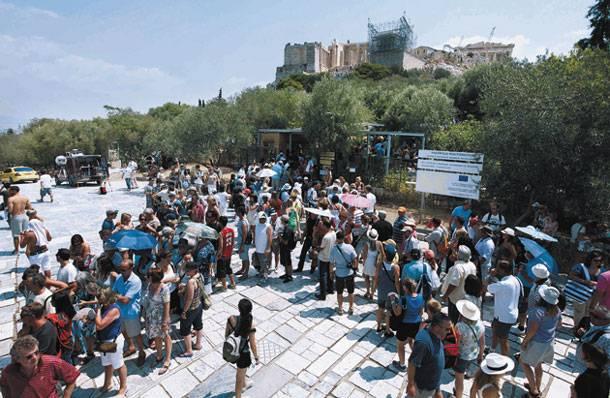 Πανάκριβα τα μουσεία και οι αρχαιολογικοί χώροι για τους Έλληνες!