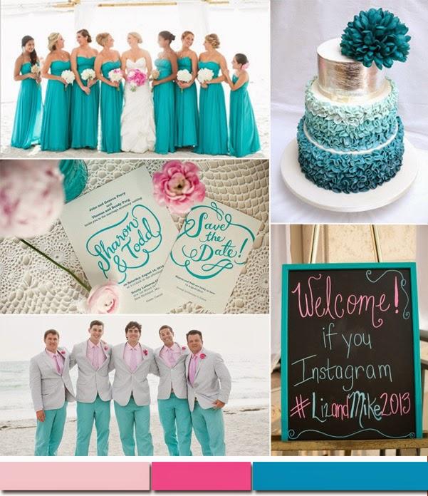 актуални сватбени цветове