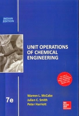 Unit Operations of Chemical Engineering By Chemineering.blogspot.com