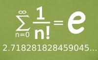 Una caracterización del número  e  usando series