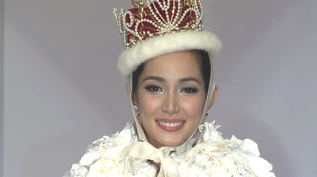 Miss International 2013 winner Philippines Bea Rose Santiago