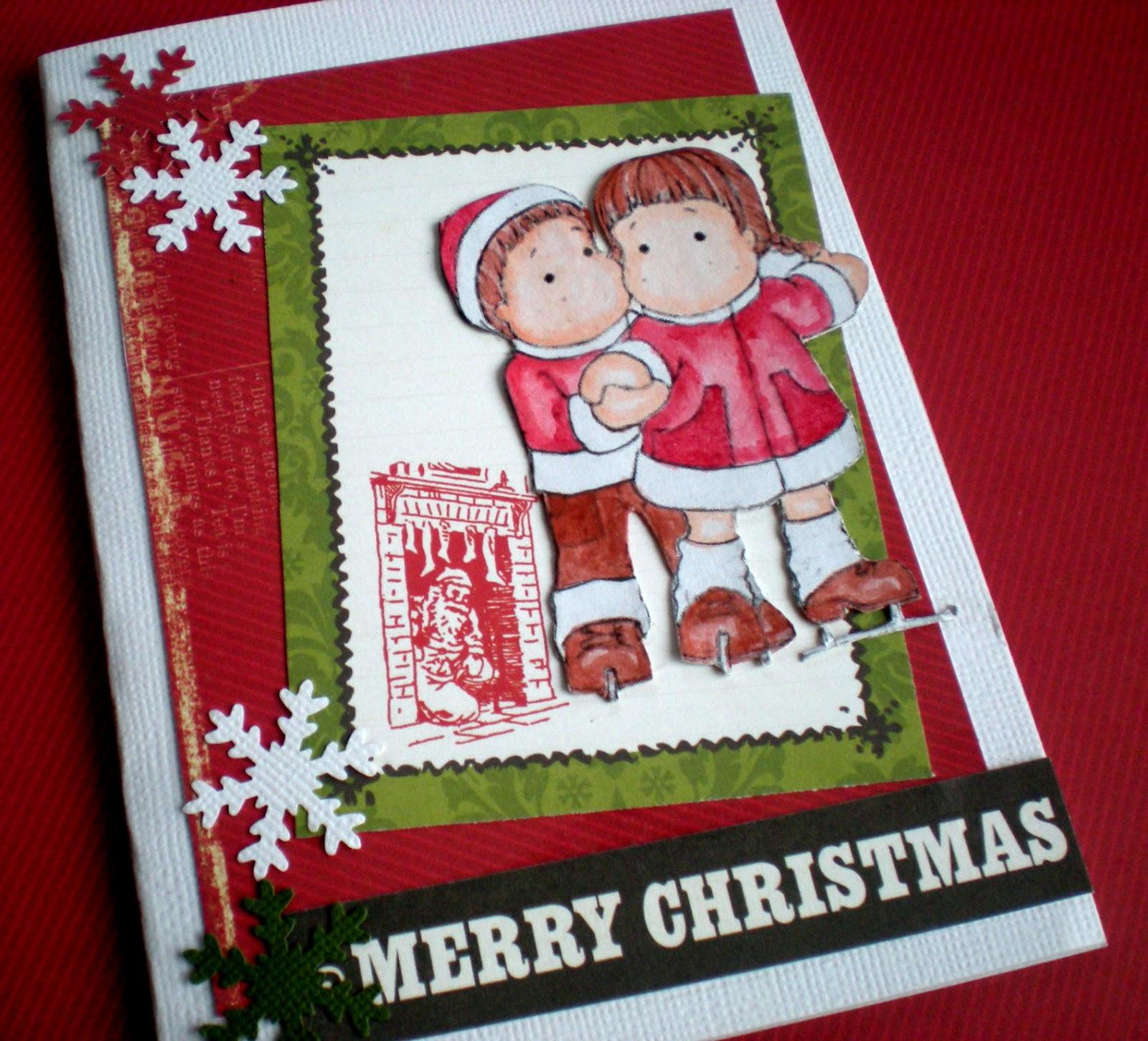 Tarjeta de Navidad - Christmas Card