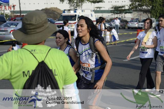 vince-natividad-and-ayn-descalsote-at-hyundai-fun-run