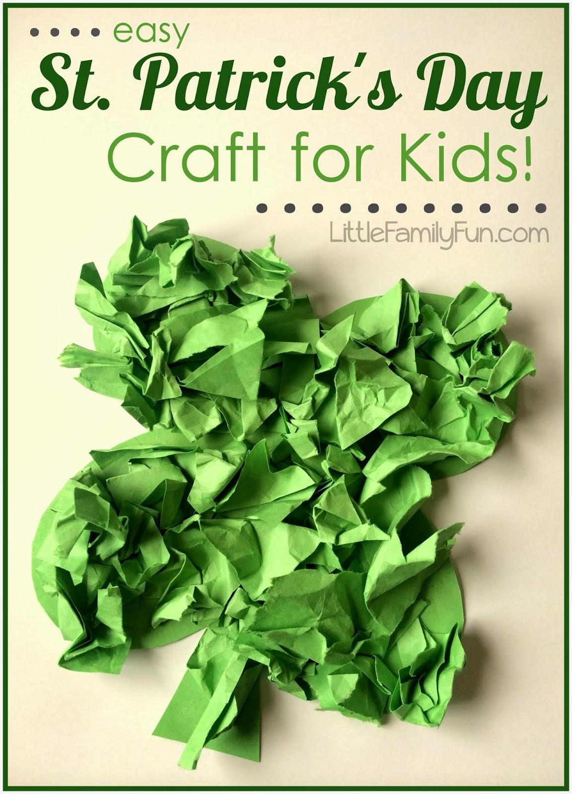 http://www.littlefamilyfun.com/2014/03/paper-scrap-clover-craft.html