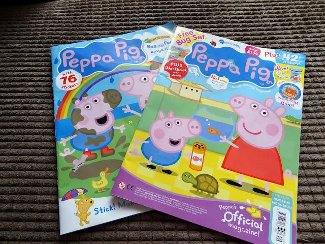 Peppa Pig Magazine