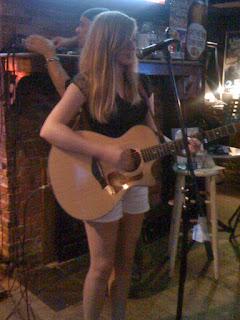 Madeleine Snyder performs