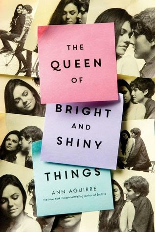 The Queen of Bright and Shiny Things book cover