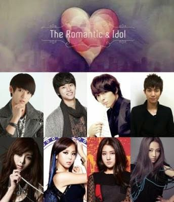 The Romantic & Idol 2 TEMPORADA (ESTADO COMPLETO)