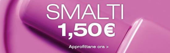 KIKO - Smalti a 1,50€