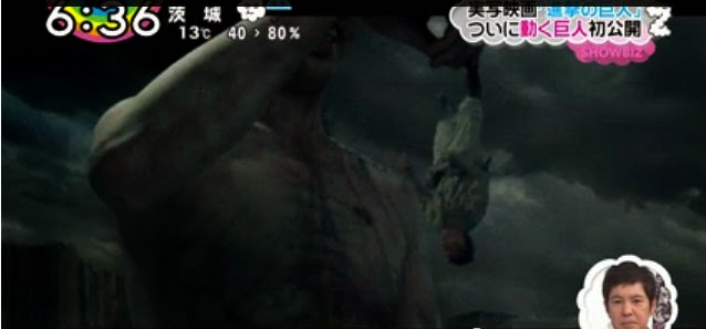 Attack on Titan Live Action BeritaSuperhero.com