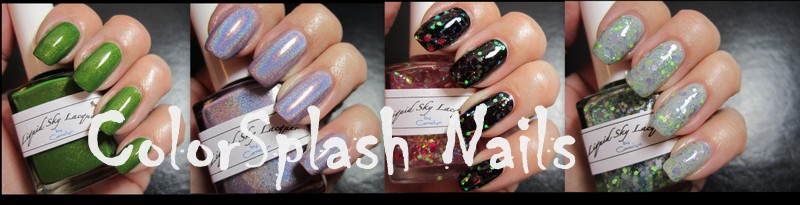 Colorsplash Nails