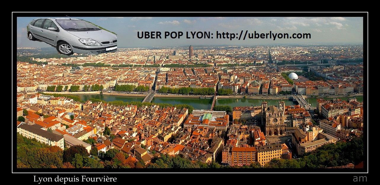 UBER POP LYON