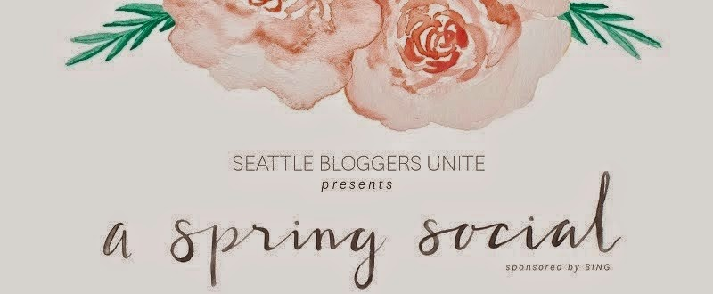 Seattle Bloggers Unite A Spring Social