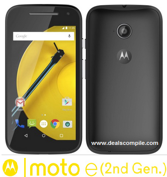 Flipkart Exclusive : Moto E (2nd Gen)