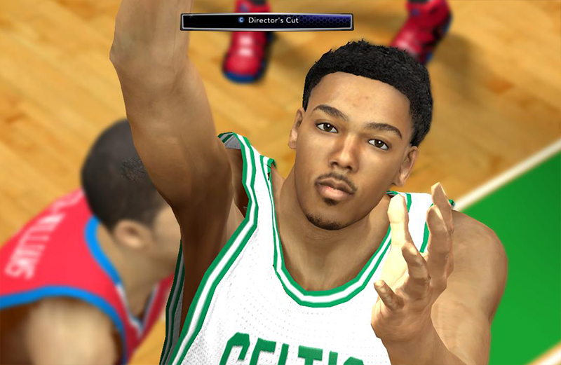 NBA 2K14 Phil Pressey Cyberface Patch