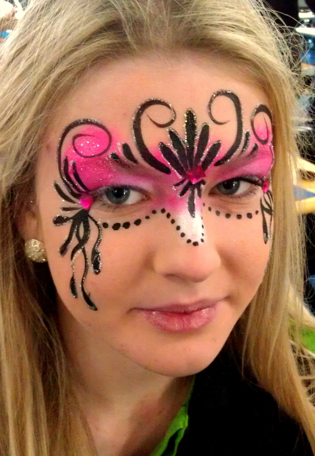 Face Paintings For Girls Viewing Gallery
