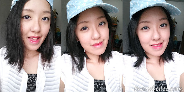 Makeup using Holika Holika Jewel Light Waterproof Eyeliner in Brown Amber