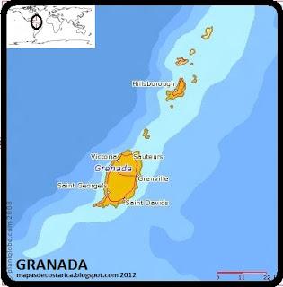 GRANADA (planiglobe)