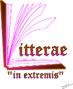 "Litterae ""in Extremis"""