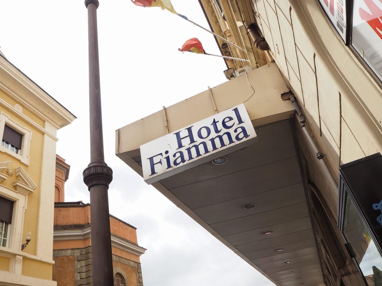 hotelli, rooma, italia, matkustus, yksin, matkustaa, matkabloggari, matkabloggaaja, hotel, rome, roma, italy, termini, fiamma, via gaeta, travelling, holiday, travelling alone, yksin matkustus, travels, matkustaminen, ulkomailla, kokemuksia, hotellit, vinkit, fiamma hotel, fiamma hotelli,