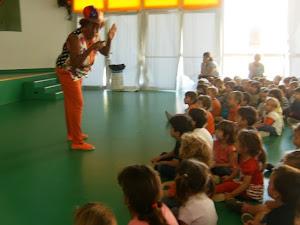 En Escuela Anexa Joan Puigbert de Girona 2011