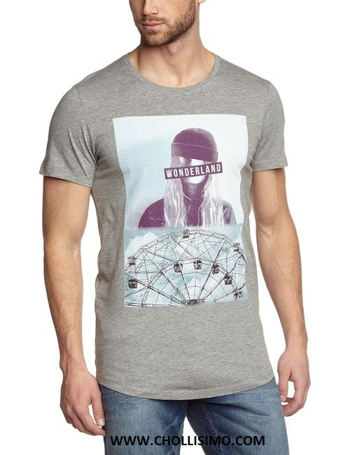 Camiseta JACK & JONES, comprar camiseta barata, ropa JACK & JONES barato