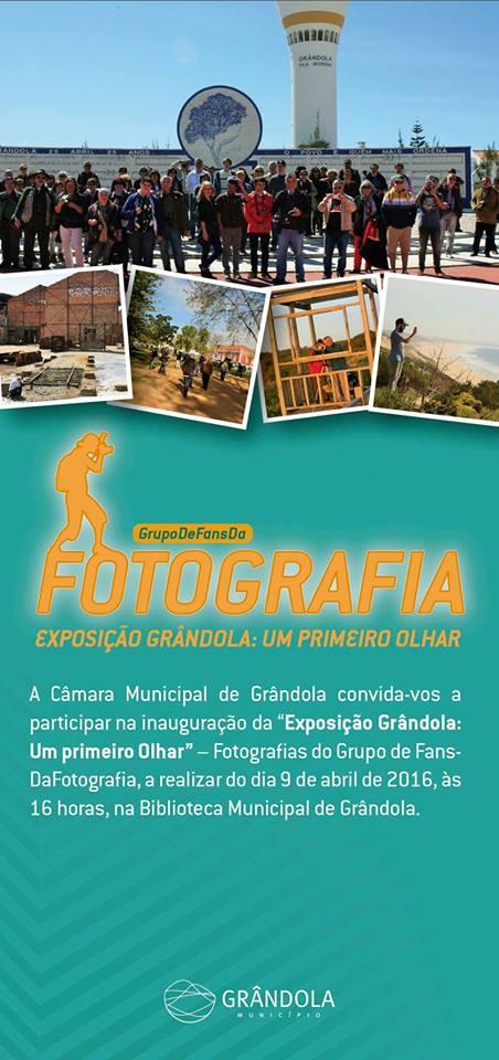 EXPOSIÇÃO COLECTIVA - GRÂNDOLA