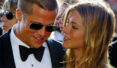 Brad Pitt still 'haunts' jennifer Aniston?