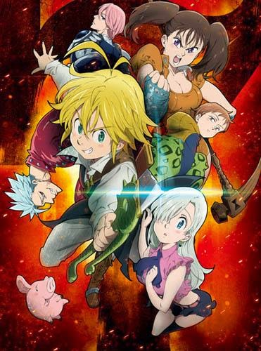 Capitulos de: The Seven Deadly Sins