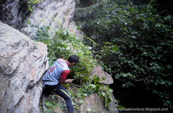 Volunteer Work 2013 Climbing Perlis