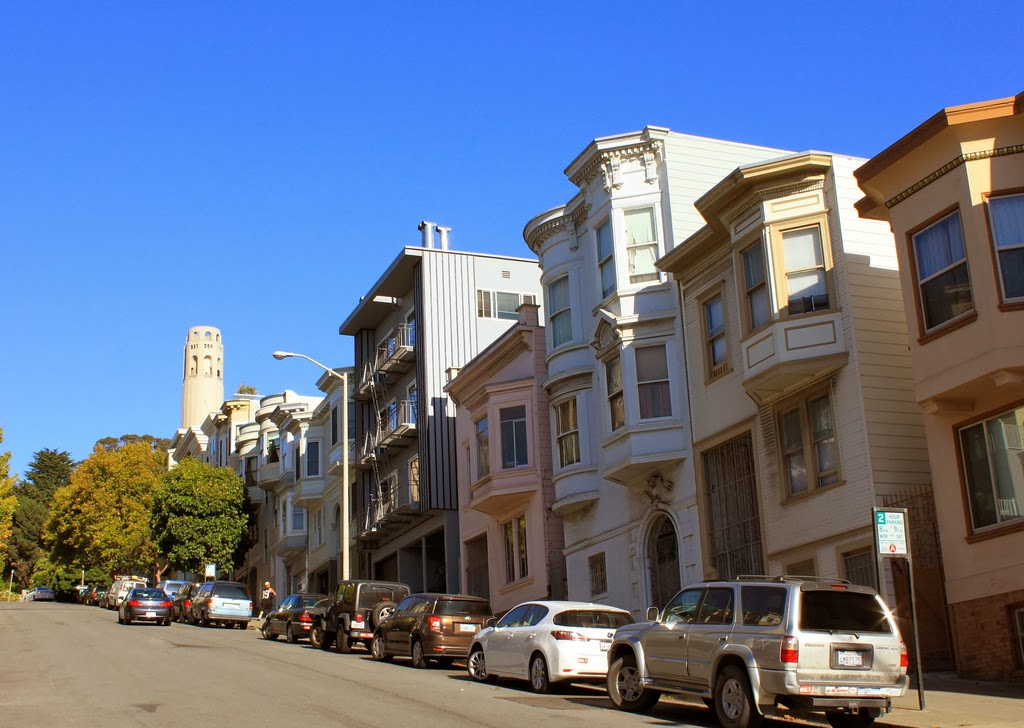 Uphill San Francisco #LeylaExpress