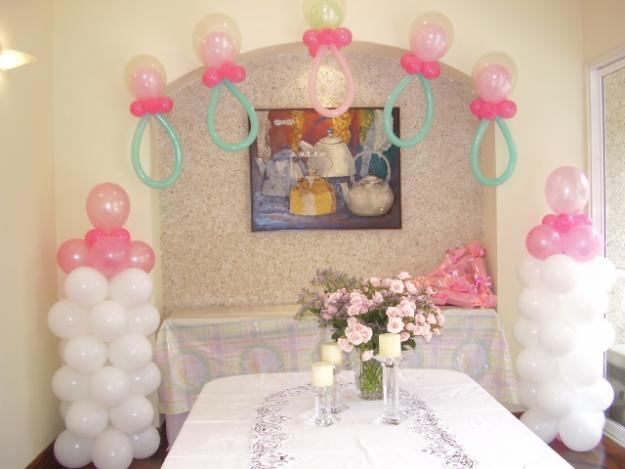 Lau decoraciones baby shower - Decoracion baby shower nina sencillo ...