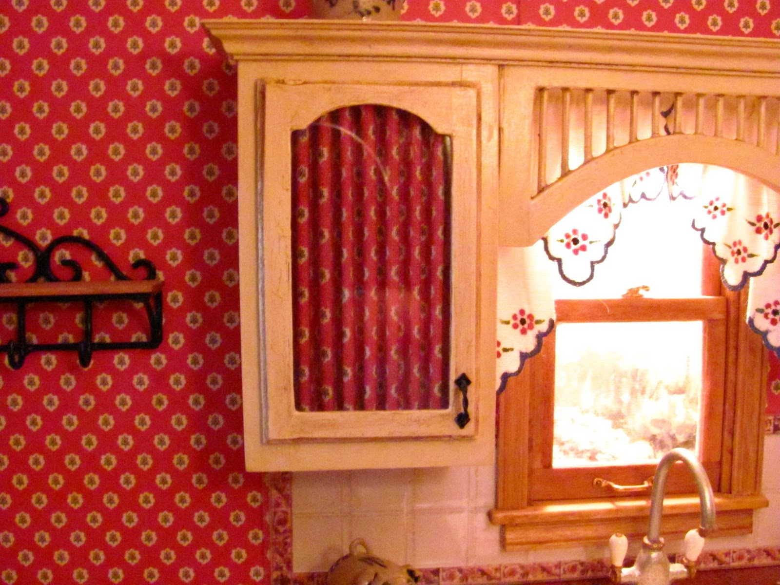How to Make Doll Kitchen Cabinet