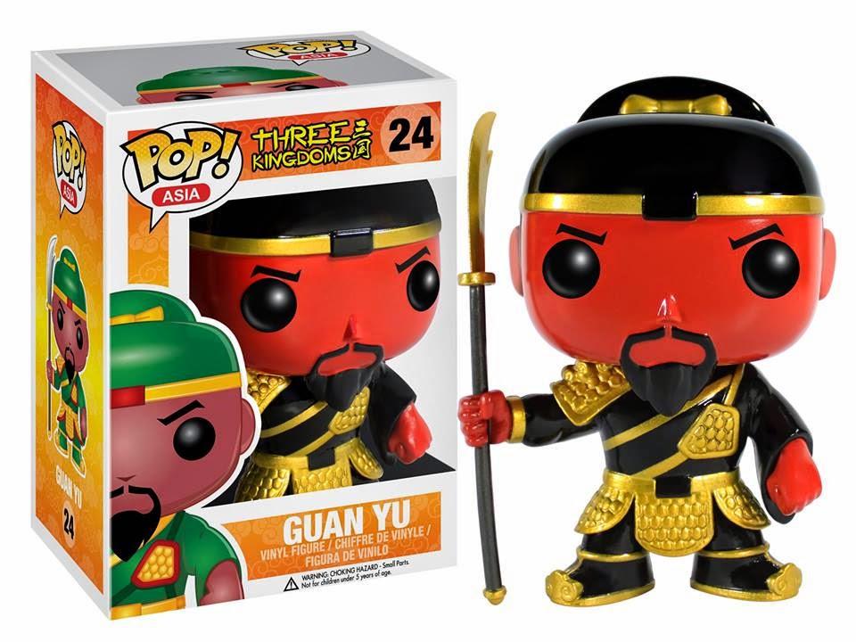 Funko Pop! Asia Guan Yu (NYCC)