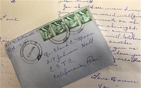Setelah Tertunda Selama 53 tahun, Surat Cinta Ini Akhirnya Terkirim -- faceleakz